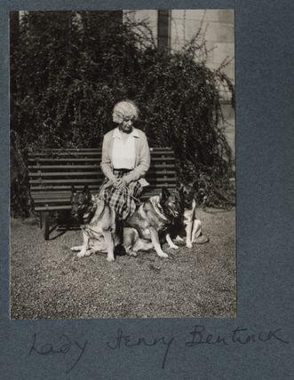 Olivia (née Taylour), Lady Cavendish-Bentinck