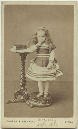 Dorothy Bussy (née Strachey)