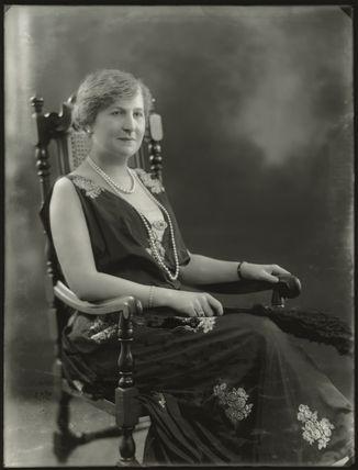 Leontine (née Levy), Lady Sassoon