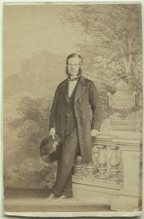 Sir (John) Bernard Burke