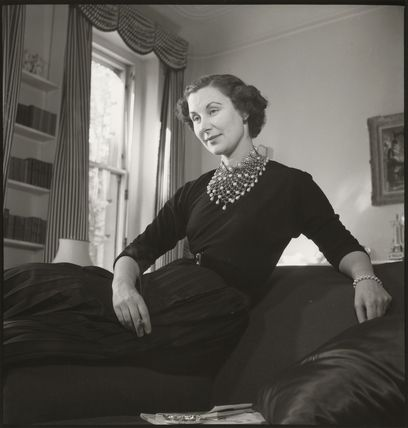 Anne Eleanor Scott-James (Lady Lancaster)