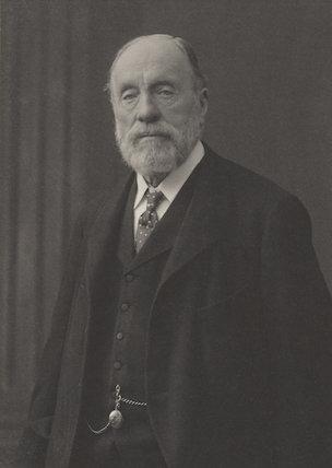 Sir John Wolfe Wolfe-Barry