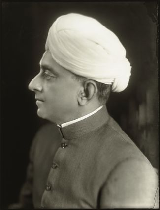 Sir C.P. Ramaswami Aiyar