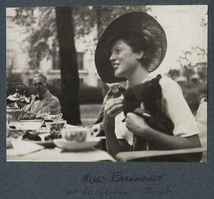 Philip Edward Morrell; Elaine Brunner (née Howlett)