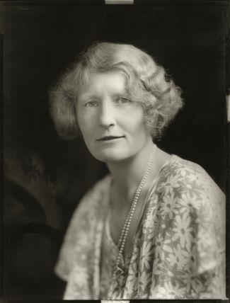 Lady Mabel Stafford Lunn (née Northcote)