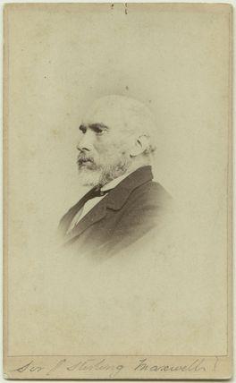 Sir William Stirling-Maxwell, 9th Bt