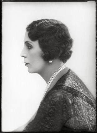 Princess Sonia Amalia Alliata of Villafranca (née de Ortuzar Ovalle)