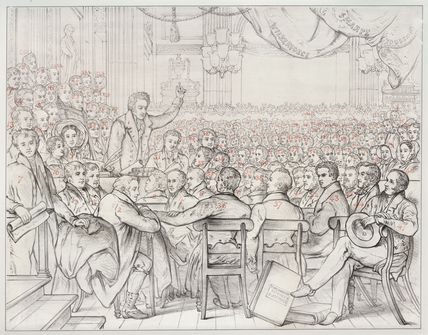 'The Abolition of the Slave Trade' (The Anti-Slavery Society Convention, 1840)
