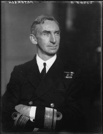 Sir Wilfrid Rupert Patterson