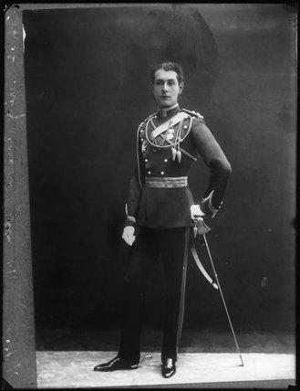 George Horatio Charles Cholmondeley, 5th Marquess of Cholmondeley
