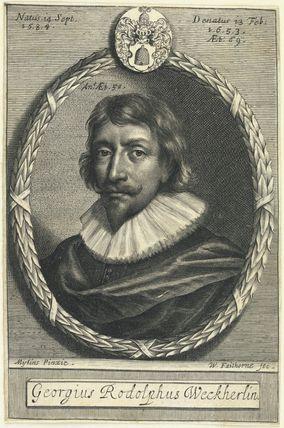 Georg Rudolph Weckherlin