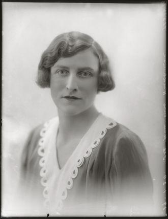 Valerie Woodhouse (née Phillips), Lady Terrington