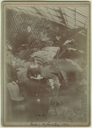 Marie Claire Souvestre; (Joan) Pernel Strachey; Jane Maria (née Grant), Lady Strachey
