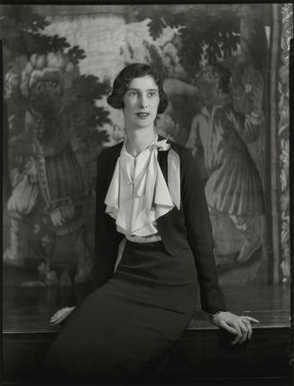 Hilary FitzClarence (née Wilson), Countess of Munster