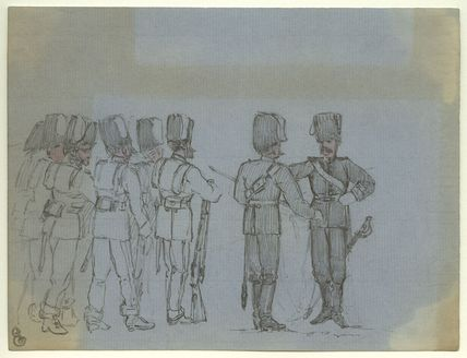 Unknown guardsmen