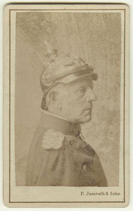 Helmuth Karl Bernhard von Moltke, Count von Moltke