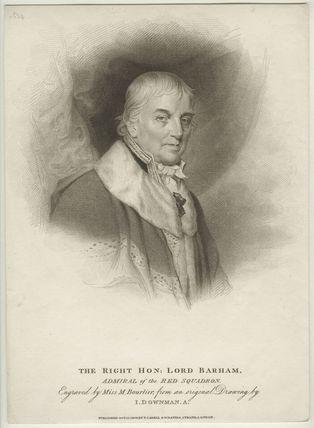 Charles Middleton, 1st Baron Barham
