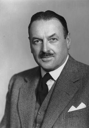Sir Harold Parkinson