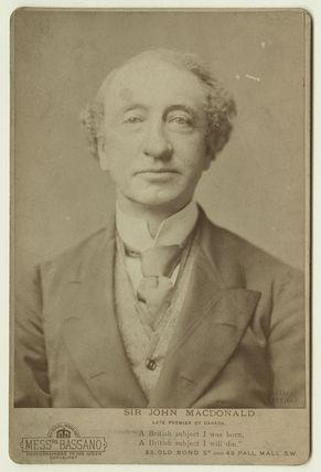 Sir John Alexander Macdonald