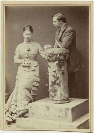Madge Kendal; William Hunter Kendal (William Hunter Grimston)