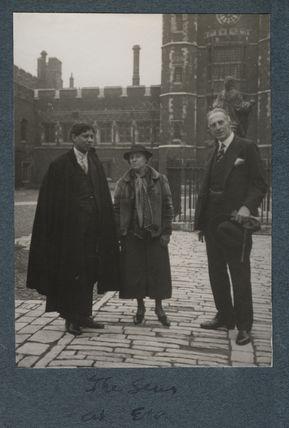 Boshi Sen; Gertrude Emerson Sen; Philip Edward Morrell