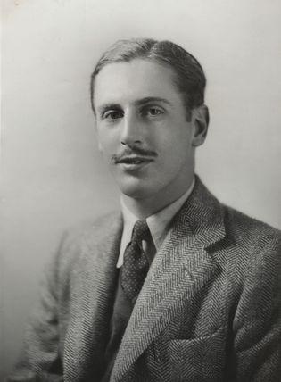 Sir Giles Connop McEacharn Guthrie, 2nd Bt