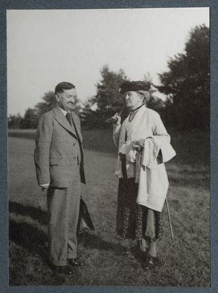 Simon Bussy; Dame Ethel Mary Smyth