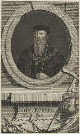 John Russell, 1st Earl of Bedford