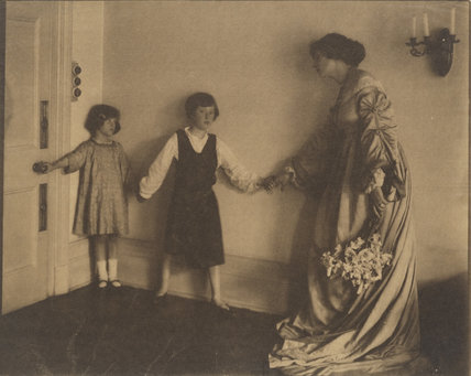 Anthea Rosemary Carew (née Gamble); Patrick Henry Noel Gamble; Helen Maud Gamble (née Isherwood)