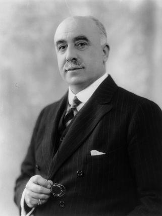 Sir Frederick Charles Toone