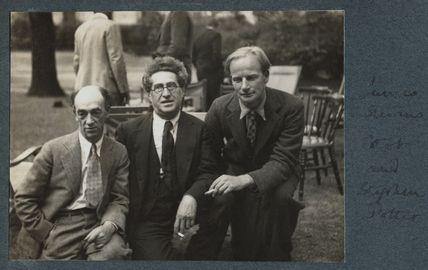 James Stephens; Samuel Solomonovich ('Kot') Koteliansky; Stephen Potter