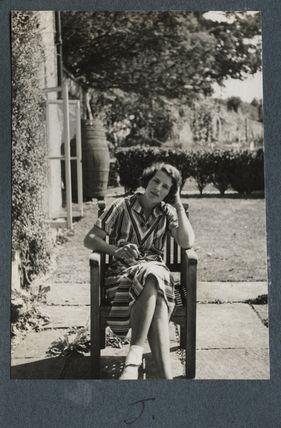 Julian Vinogradoff (née Morrell)