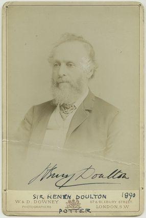 Sir Henry Doulton