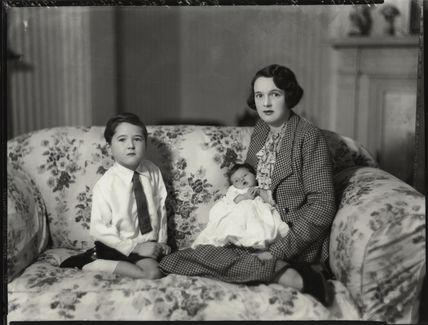 Charles Richard Walter Sale; Caroline Ismay Maud Sale; Hon. Ismay Hilda Margaret Sale (née Fitzroy)