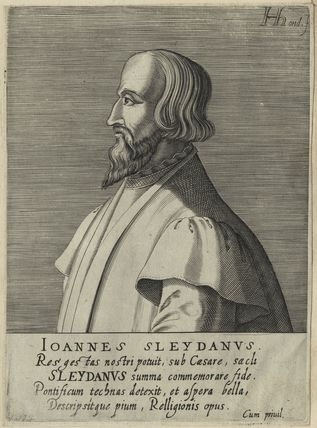 Johannes Sleidanus (Johann Sleidan)