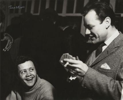 Dudley Sutton; Frank Norman