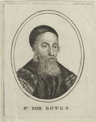 Sir Robert Bowes