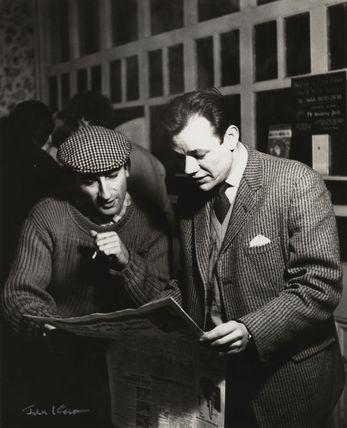 Lionel Bart; Frank Norman