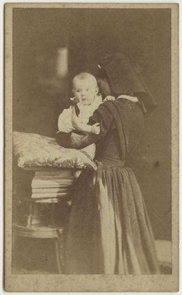 Gerald Duckworth; Julia Prinsep Stephen (née Jackson, formerly Mrs Duckworth)
