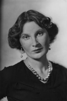 Margaret Ann d'Abreu (née Bowes-Lyon)