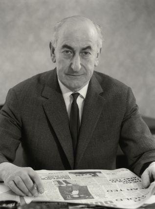 Sidney Jacobson, Baron Jacobson