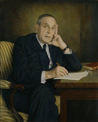 Sir Siegmund George Warburg