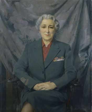 Stella Isaacs, Marchioness of Reading (also Baroness Swanborough)
