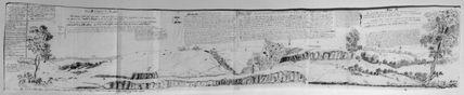 Plan of Waterloo June 18 1815