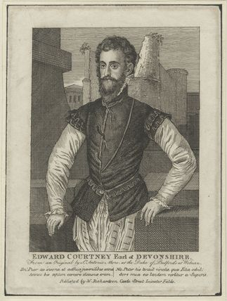 Edward Courtenay, Earl of Devon