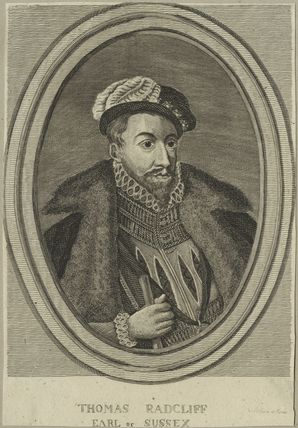 Thomas Radcliffe, 3rd Earl of Sussex