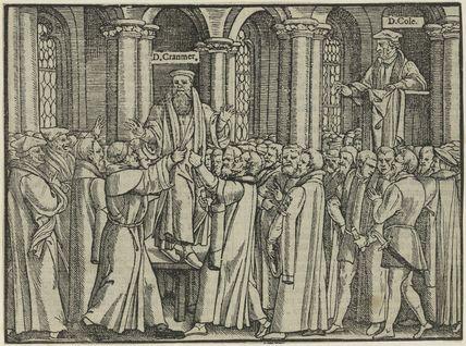 Thomas Cranmer; Henry Cole