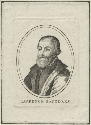 Laurence Saunders