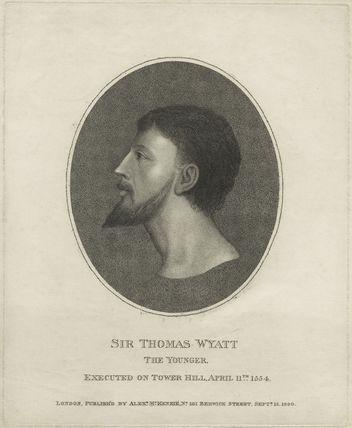 Sir Thomas Wyatt ('the Younger')