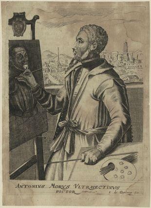 Anthonis Mor (Antonio Moro)